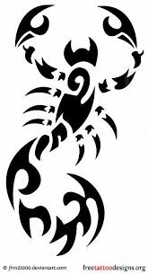 What Do Scorpion Tattoos 35 Best Simple Scorpion Tattoos For Images On