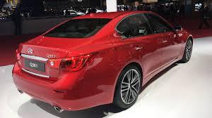 infiniti nissan 2016 qx sport inspiration q50 sedan go live at paris auto show