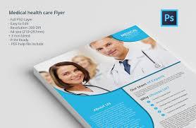 healthcare brochure templates free health care flyer flyer templates creative market