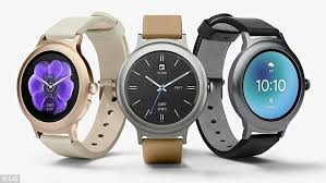 smartwatch android lg and reveal android wear 2 0 smartwatches daily