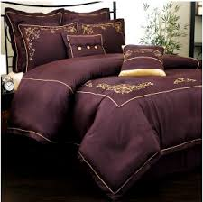 Wine Colored Bedding Sets Amelia Wine 8 Comforter Set
