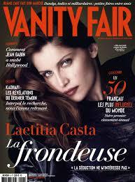 New Vanity Fair Cover Laetitia Casta For Vanity Fair France December 2013