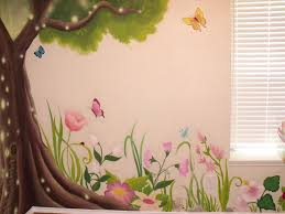 Corner Wall Art by Best 25 Garden Mural Ideas On Pinterest Fence Painting Garden