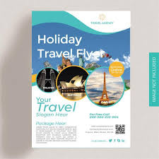 Maryland How To Start A Travel Agency images Travel agency flyer template for free download on pngtree jpg