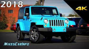 2018 jeep wrangler jk sahara ultimate in depth look in 4k youtube