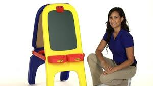 magnetic easel for toddlers crayola magnetic double sided easel toys r us