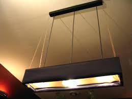 allen roth capistrano white acrylic ceiling fluorescent light 96 fluorescent light fixture light fixtures