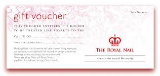 the royal nail treatments and prices