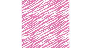 zebra tissue paper bright pink zebra striped tissue paper birthdayexpress