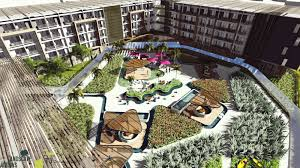plant layout of hotel t3 architecture asia 550 rooms green hotel cambodia