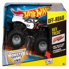 grave digger mini monster truck go kart wheels monster jam rev tredz assortment 10 00 hamleys for
