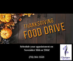 meet dr devin reissing and participate in thanksgiving food drive