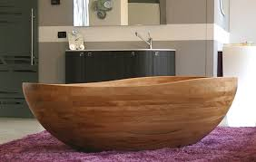 wooden bathtubs 10 relaxing and unique wooden bathtubs you will love to have