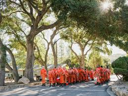 Ca Wildfire Training by The Incarcerated Women Who Fight California U0027s Wildfires The New