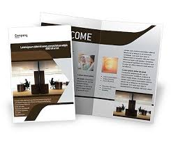 office brochure templates office space brochure template design and layout now