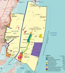 Miami Beach Hotels Map by Biscayne National Park Map Yahoo Search Results Travel