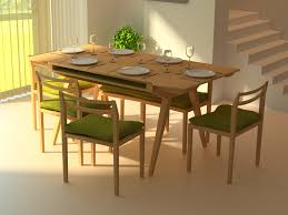 dining tables danish dining table extendable mid century dining