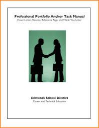 10 portfolio cover templates precis format