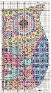 best 25 cross stitch owl ideas on pinterest cross stitch