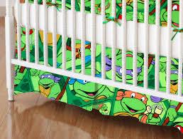 Ninja Turtle Comforter Set Ninja Turtles Mini Crib Sheets Sheetworld