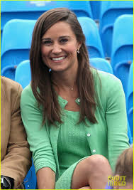 pippa middleton aegon championships with mom carole photo