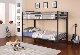 bedroom alluring loft beds for teenagers with stripped bedding on alluring loft beds for teenagers with stripped bedding on wooden floor with rug matched with cream wall with pictures and rack for boys bedroom decor ideas