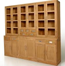 Wood Bookshelves With Doors by Bookshelves Solid Wood Zamp Co