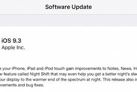 apple ios 9 3 glitch is causing older ipad activation problems