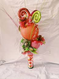 balloon and candy bouquets 90 best arreglos para san valentin images on candy