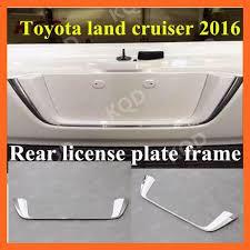 land cruiser 2016 toyota land cruiser 2016 accessories chrome engine side decoration