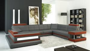 Red Sectional Sofas Gray And Dark Red Sectional Sofa With Chaise Modern Living