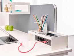 module bureau d électrification pour bureau manufacta