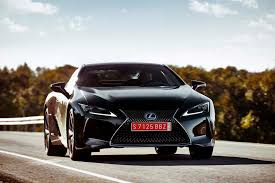 lexus two door sports car price lexus announces pricing for 2018 lc coupe automobile magazine