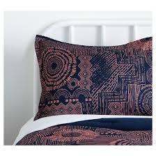 Tan Comforter Black U0026 Tan Geo Comforter Set Xhilaration Target