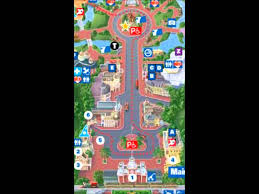Map Of Walt Disney World by Main Street Disney World Interactive Map Youtube