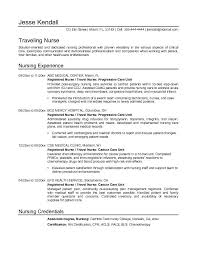 Best Nursing Resume Examples by Professional Nursing Resume Examples
