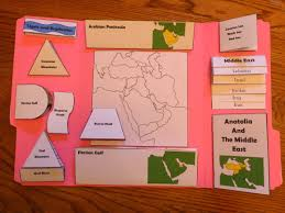Map Of Middle East Quiz by Middle East Lapbook Catholic Schoolhouse