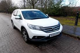 Honda Crv Diesel Usa Honda Cr V Suv Lite That U0027s Also Light On The Pocket U2022 The Register