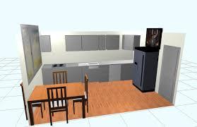 Interior Of A Kitchen Free Interior Design Cad Opun Planner