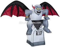 Inflatable Halloween Decorations Yard Inflatable Gargoyle Halloween Decoration Inflatable Gargoyle