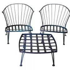 Vintage Woodard Patio Furniture by Furniture Rest And Relax With Woodard Furniture Ideal For Patio