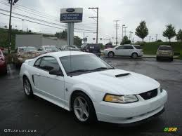 1999 ford mustang 1999 white ford mustang gt coupe 31478079 photo 6