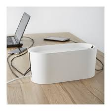 Desk With Cable Management by Romma Cable Management Box With Lid Ikea