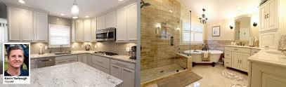 ramcom kitchen remodeling bathroom remodeling contractor kitchen remodel with quartz counters glass tile backsplash white cabinets under cabinet lighting