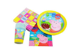 peppa pig party peppa pig party supplies sweet pea
