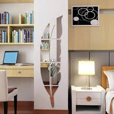 wall ideas acrylic wall mirror 3d acrylic mirror wall sticker