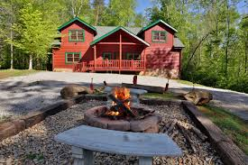 6 Bedroom Cabin Pigeon Forge Tn Poolin U0027 Around Cabin In Cosby W 6 Br Sleeps30