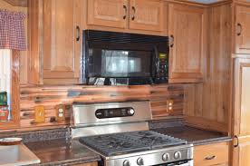 Copper Backsplash - Copper backsplash