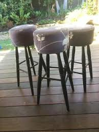 Shabby Chic Stools by Vintage Wooden Shabby Chic Style Bar Stool Stools U0026 Bar Stools