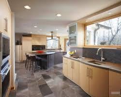 Tile In The Kitchen - beautiful floor tiles in the kitchen 30 ideas on the photo